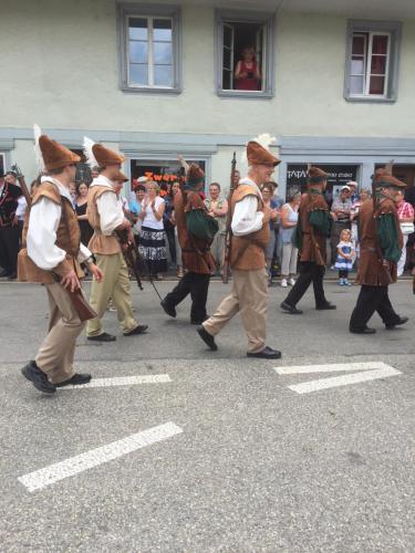 Umzug Jodlerfest 18