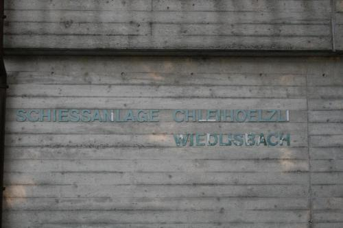 Schiessanlage Chleihölzli